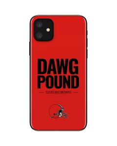 Cleveland Browns Team Motto iPhone 11 Skin