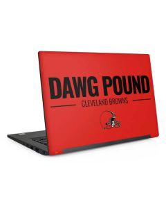 Cleveland Browns Team Motto Dell Latitude Skin