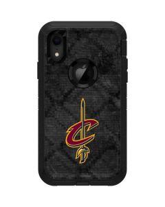 Cleveland Cavaliers Dark Rust Otterbox Defender iPhone Skin