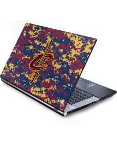 Cleveland Cavaliers Digi Camo Generic Laptop Skin