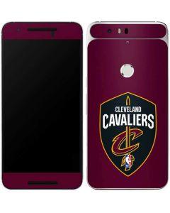 Cleveland Cavaliers Large Logo Google Nexus 6P Skin