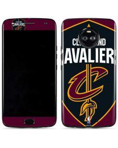 Cleveland Cavaliers Large Logo Moto X4 Skin