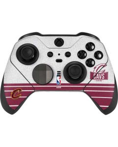 Cleveland Cavaliers Static Xbox Elite Wireless Controller Series 2 Skin