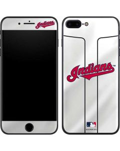 Cleveland Indians Home Jersey iPhone 8 Plus Skin