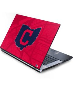 Cleveland Indians Home Turf Generic Laptop Skin