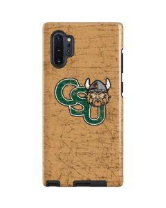 Cleveland State Beige Galaxy Note 10 Plus Pro Case