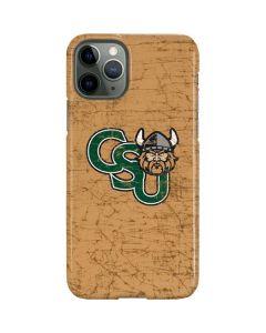 Cleveland State Beige iPhone 11 Pro Lite Case