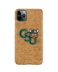 Cleveland State Beige iPhone 11 Pro Max Lite Case