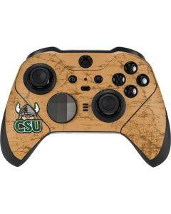 Cleveland State Beige Xbox Elite Wireless Controller Series 2 Skin