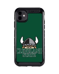 Cleveland State Green iPhone 11 Cargo Case