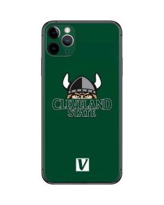Cleveland State Green iPhone 11 Pro Max Skin