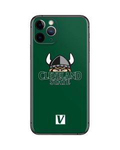 Cleveland State Green iPhone 11 Pro Skin