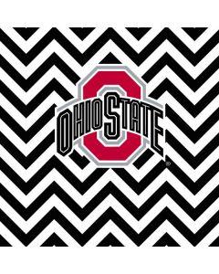 Ohio State Chevron Print Surface Pro 7 Skin