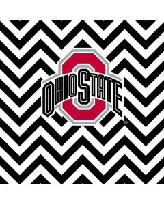 Ohio State Chevron Print Surface Pro 6 Skin