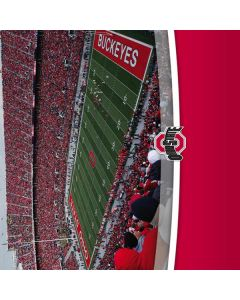 Ohio State Stadium Google Home Hub Skin