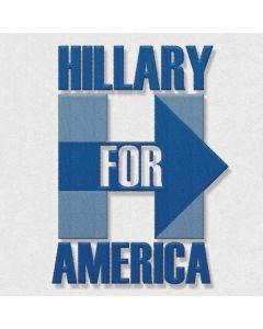 Hillary For America HP Notebook Skin