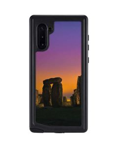 Clouds Over Stonehenge Galaxy Note 10 Waterproof Case