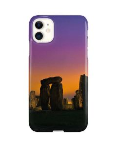 Clouds Over Stonehenge iPhone 11 Lite Case