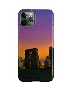 Clouds Over Stonehenge iPhone 11 Pro Lite Case