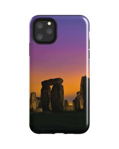 Clouds Over Stonehenge iPhone 11 Pro Max Impact Case