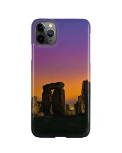 Clouds Over Stonehenge iPhone 11 Pro Max Lite Case