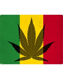 Marijuana Rasta Flag Generic Laptop Skin