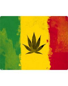 Marijuana Rasta Distressed Generic Laptop Skin