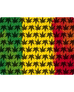 Marijuana Rasta Pattern Generic Laptop Skin