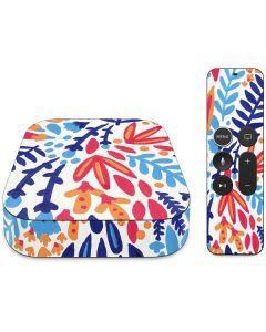 Color Foliage Apple TV Skin