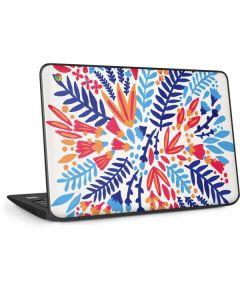 Color Foliage HP Chromebook Skin
