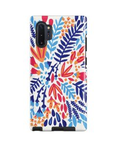 Color Foliage Galaxy Note 10 Plus Pro Case