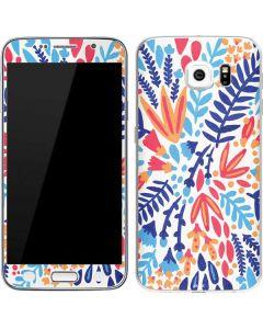 Color Foliage Galaxy S6 Skin