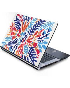 Color Foliage Generic Laptop Skin