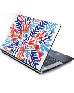 Color Foliage Generic Laptop Skin