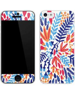 Color Foliage iPhone 5c Skin