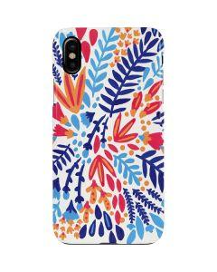 Color Foliage iPhone XS Max Lite Case