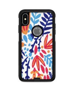 Color Foliage Otterbox Commuter iPhone Skin