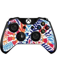 Color Foliage Xbox One Controller Skin