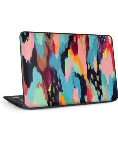 Color Melt HP Chromebook Skin