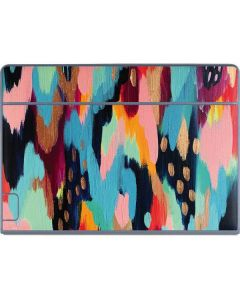 Color Melt Galaxy Book Keyboard Folio 12in Skin