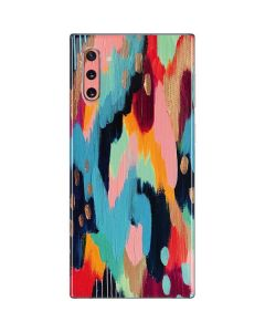 Color Melt Galaxy Note 10 Skin