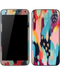Color Melt Galaxy S5 Skin