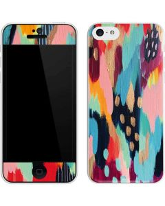 Color Melt iPhone 5c Skin