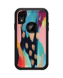 Color Melt Otterbox Defender iPhone Skin