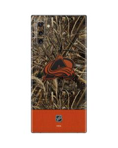 Colorado Avalanche Realtree Max-5 Camo Galaxy Note 10 Skin