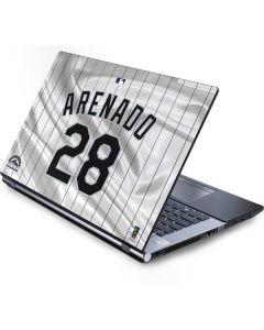 Colorado Rockies Arenado #28 Generic Laptop Skin