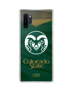 Colorado State Alternative Galaxy Note 10 Plus Clear Case
