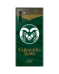 Colorado State Alternative Galaxy Note 10 Skin