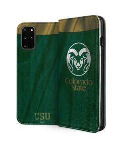 Colorado State Alternative Galaxy S20 Plus Folio Case