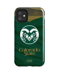 Colorado State Alternative iPhone 11 Impact Case